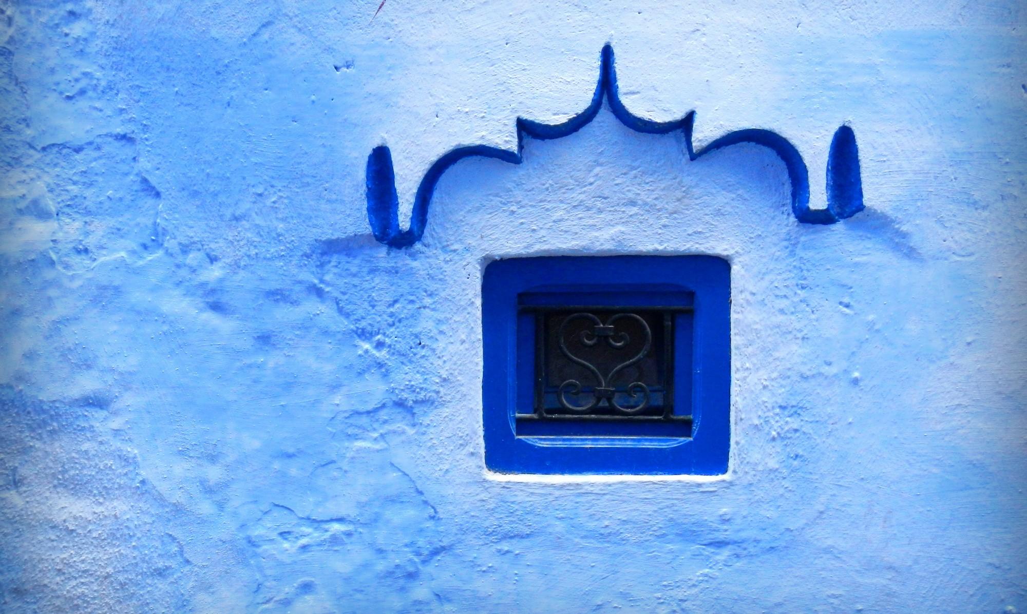 Bleu presque immortel